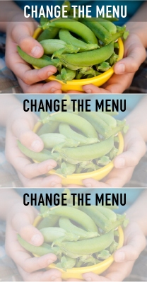 Change the Menu