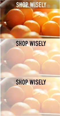 Shop Wisely