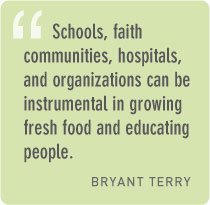 Bryant Terry quote