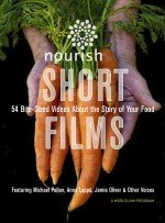 Nourish Short Films DVD cover