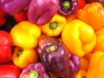 Bell peppers from Nourish
