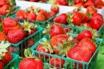 Strawberries from Nourish