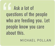 Michael Pollan quote