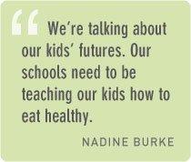 Nadine Burke quote