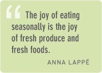 Anna Lappée quote