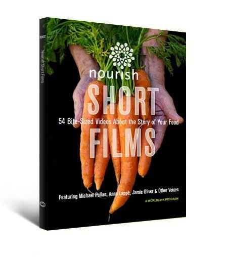 Nourish Short Films DVD | Nourish: Food + Community