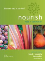 Nourish DVD art